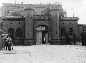Rechenzentrum anstelle des Spandauer Gefängnisses