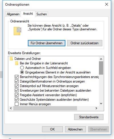 Windows Werbung abschalten